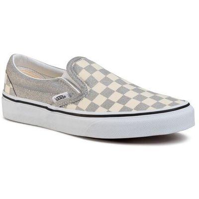 vans checkerboard slip on classic