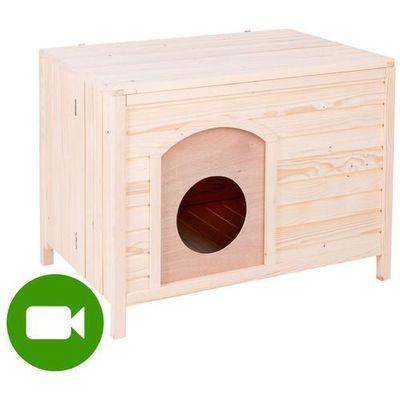 020c6fbc3d4da1 Domek dla kota Palazzo - Rozmiar L (szer. x gł. x wys.): 115 x 74,5 x 83  cm| -5% Rabat dla nowych klientów| Darmowa Dostawa od 89 zł i Super  Promocje od ...