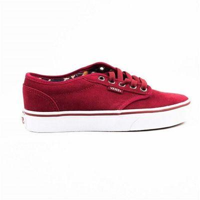 Promocje Vans Damskie Vans Authentic czarny Czerwony Rose