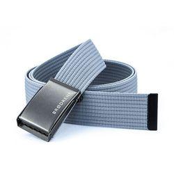 Szary pasek do spodni parcianka brodrene p02 graphite, 1137