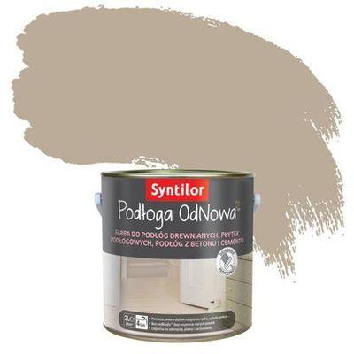 Farba Do Podłóg Wewnętrznych Podłoga Odnowa Kawa Latte Syntilor 3239913340256