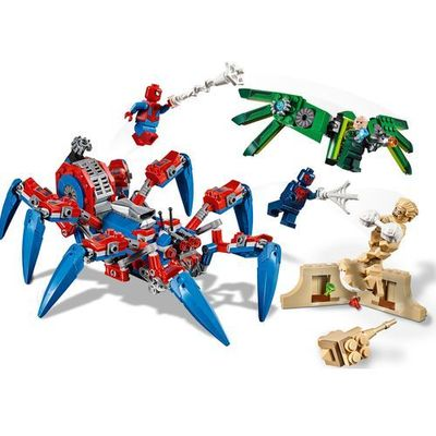 LEGO Super Heroes 6251073 Mechaniczny pająk Spider Mana