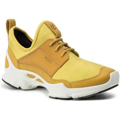 Sneakersy biom c w gore tex 800313 51517 concreteconcretewild dove marki Ecco