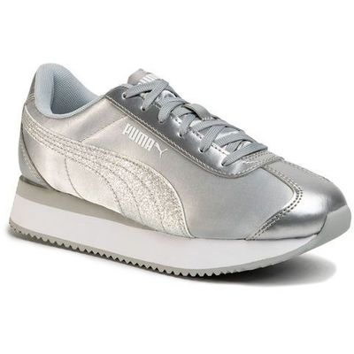 Puma Sneakersy 371944 03 puma silverpuma silver