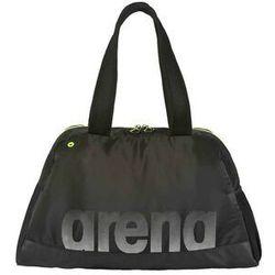 Arena torba damska fast woman black yellow