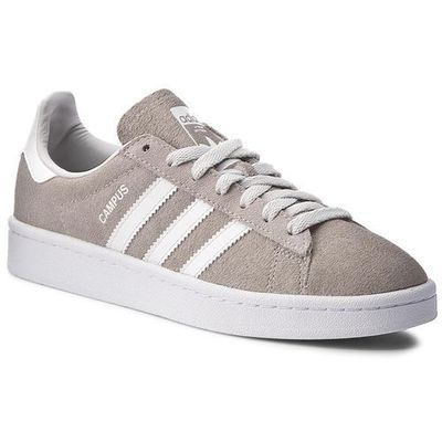 Buty adidas Campus J BY9576 GreoneFtwwhtFtwwht, kolor szary