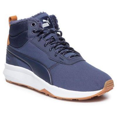Sneakersy PUMA ST Activate Mid WTR 369784 03 PeacoatPeacoat, kolor niebieski