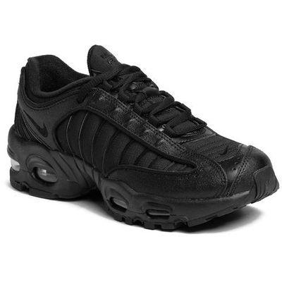 Buty air max tailwind iv (gs) bq9810 004 blackblackblack marki Nike