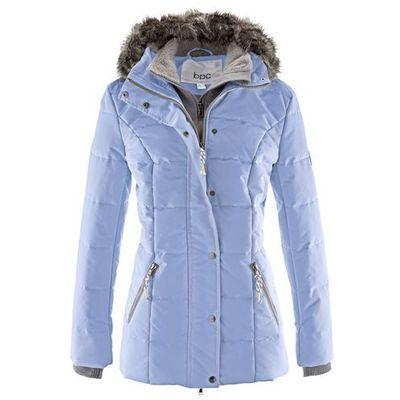 sklep na stopach zdjęcia 100% najwyższej jakości Kurtka zimowa 2 w 1 perłowy niebieski marki Bonprix