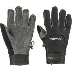 xt rękawiczki, czarny/szary m   8-8,5 2021 rękawiczki polarowe i wełniane marki Marmot
