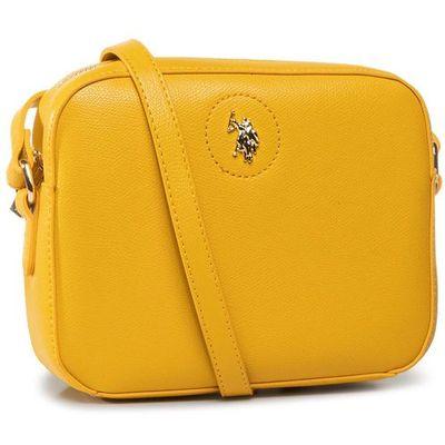 U.s. polo assn. Torebka jones s crossbody bag beuje0668wvp300 yellow