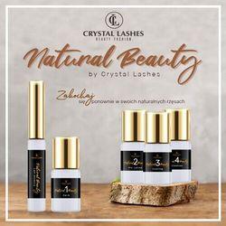 Zestaw do Laminacji Rzęs - Natural Beauty CL