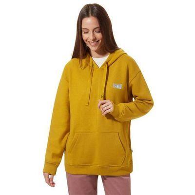 Bluza lizzie iri hoodie golden palm (uxb), Vans