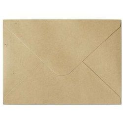 Galeria papieru Koperty ozdobne c6 120g. op.10 nature c.beżowy