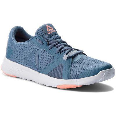 Buty Reebok Flexile CN5365 BlueGreyPinkWhite, kolor niebieski