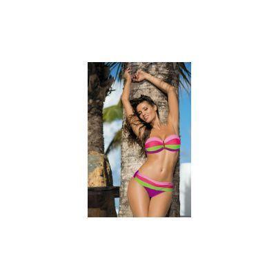 3621328e70b3d9 Kostium kąpielowy Marko Taylor M-350 Very Fuchsia-Hollywood Popstar-Smile  (5901425389693)