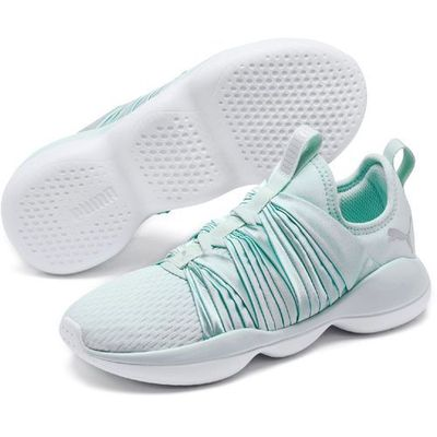 Puma damskie buty do biegania flourish cosmic wn s fair aqua whit 38