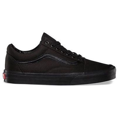 buty VANS Old Skool BlackBlack (BKA) rozmiar: 42, kolor czarny