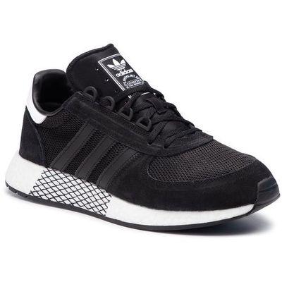 Adidas Buty marathon tech ee4924 cblackcblackftwwht