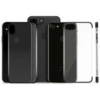 Puro Crystal Cover iPhone 6 4.7 Czarny