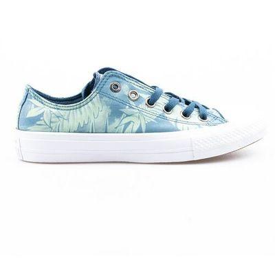 Converse Buty chuck taylor all star ii blue coastjadedwhite (blue coast jaded wht) rozmiar: 36.5