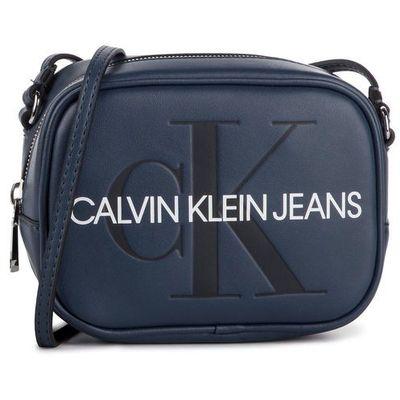 9e8195d31827d Torebka CALVIN KLEIN JEANS - Sculpted Monogram Camera Bag K60K605524 476