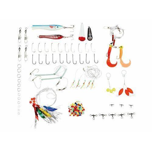 Crivit® zestaw akcesoriów wędkarskich, 1 zestaw (wędkarstwo morskie)