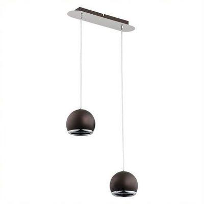 Ibra lampa wisząca 2 punktowa wenge o2382 w2 rw marki Lemir