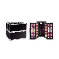 2K Super Model Beauty Train Case zestaw kosmetyków 122,6 g dla kobiet