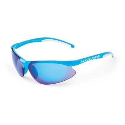 Kross Okulary sx b 2 wymienne szyby niebieskibiały t4cok000015blwh
