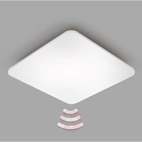 lampy sufitowe led na korytarza z czujnikiem ruchu