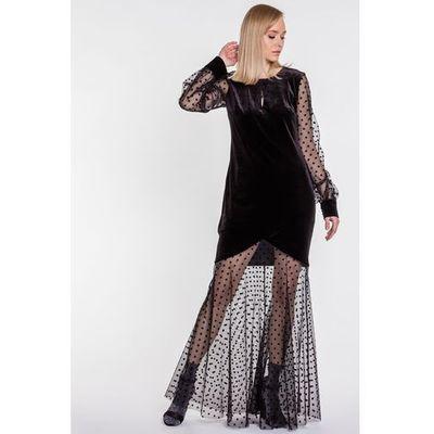 9d0c124484 Suknie i sukienki Studio Mody Francoise promocja 2019 - znajdz-taniej.pl