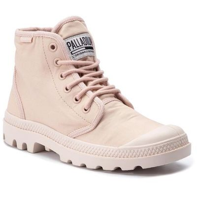 4e9719263b745 Trapery PALLADIUM - Pampa Hi Originaletc 75554-669-M Rose Dust/Whisper  Pink, kolor różowy