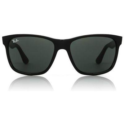 Okulary Słoneczne Ray Ban RB4181 Highstreet 60171, kolor żółty