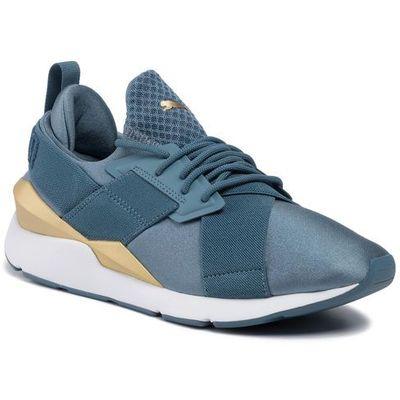 Sneakersy PUMA Muse Satin Ep Wn's 365534 17 Bluestone, w 5 rozmiarach