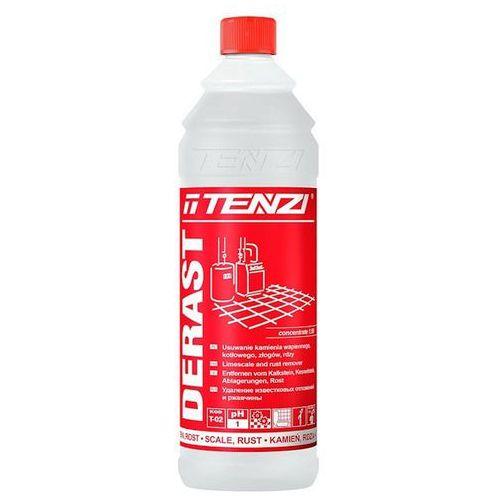 Tenzi derast, t-02 (1 litr, 1:50) - preparat w koncentracie do usuwania kamienia wapiennego, kotłowego, złogów i rdzy (5900929302047)