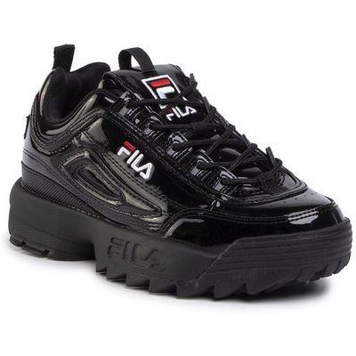 Sneakersy FILA Disruptor P Low 1010746.12V BlackBlack