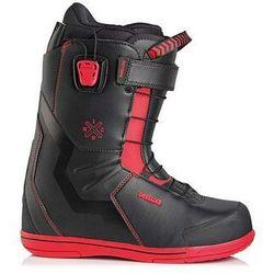 buty snowboardowe DEELUXE - IDxHC PF black/red (3927) rozmiar: 44