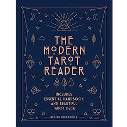 The Modern Tarot Reader (opr. kartonowa)