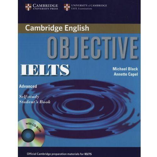 Książki do nauki języka, Objective IELTS advanced Self-Study Student`s Book+CD (opr. miękka)