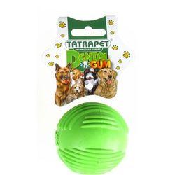 Zabawka TATRAPET 484.10 Piłka z masażerem Zielona
