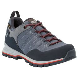 Damskie buty trekkingowe SCRAMBLER LITE TEXAPORE LOW W pebble grey / orange coral - 6