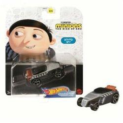 Samochodziki Minionki Młody Gru