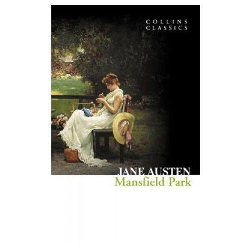 Książki do nauki języka, Mansfield Park (opr. miękka)