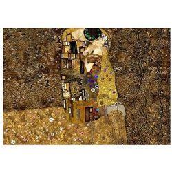 Fototapeta - Inspiracja Klimtem: Złoty pocałunek