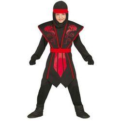 Czerwony Ninja dzieci 10-12 lat
