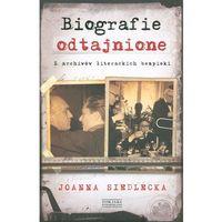 Biografie i wspomnienia, BIOGRAFIE ODTAJNIONE Z ARCHIWÓW LITERACKICH BEZPIEKI - Wysyłka od 3,99 - porównuj ceny z wysyłką (opr. miękka)