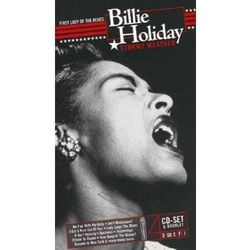BILLIE HOLIDAY - Stormy Weather (4CD)