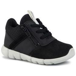 Półbuty ECCO - 75459151052 Black/Black