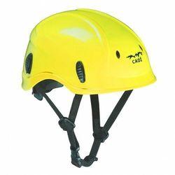 Hełm kask CLIMAX Cadi w kolorze żółtym